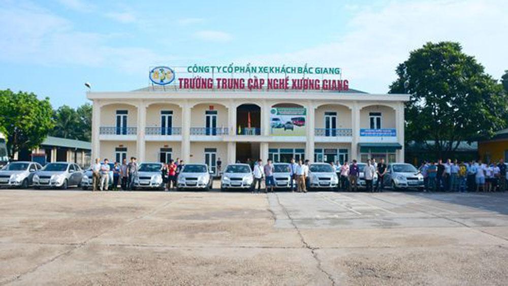 Bắc Giang: Trường Trung cấp nghề Xương Giang bị đình chỉ tuyển sinh 4 tháng